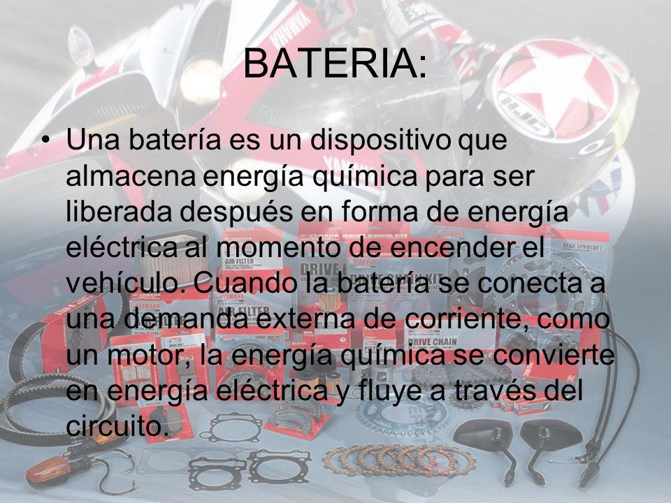BATERIA: