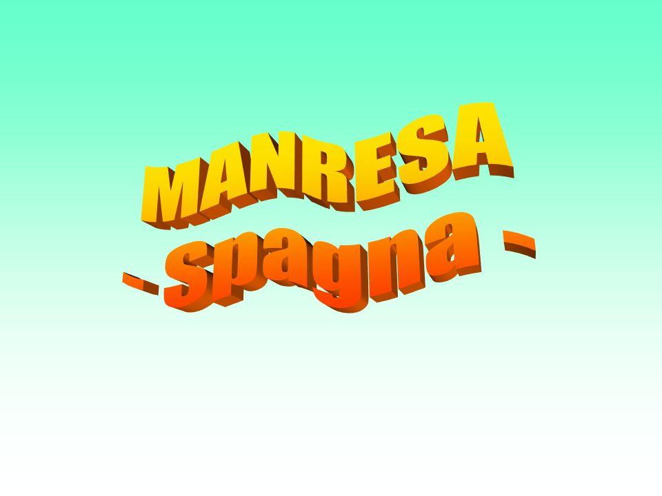 MANRESA - Spagna -