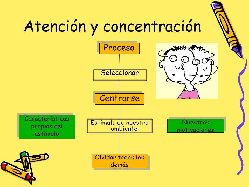 Caracter sticas de los sistemas de representaci n ppt - Mejorar concentracion estudio ...