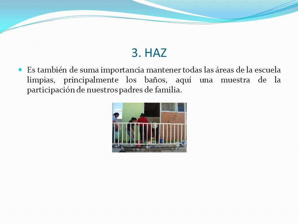 3. HAZ