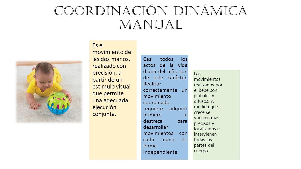 Coordinación dinámica manual