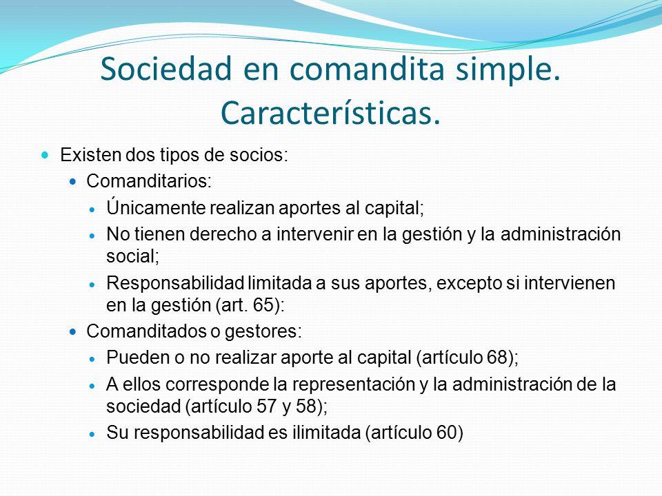Las sociedades mercantiles ppt video online descargar for Que es una oficina y sus caracteristicas