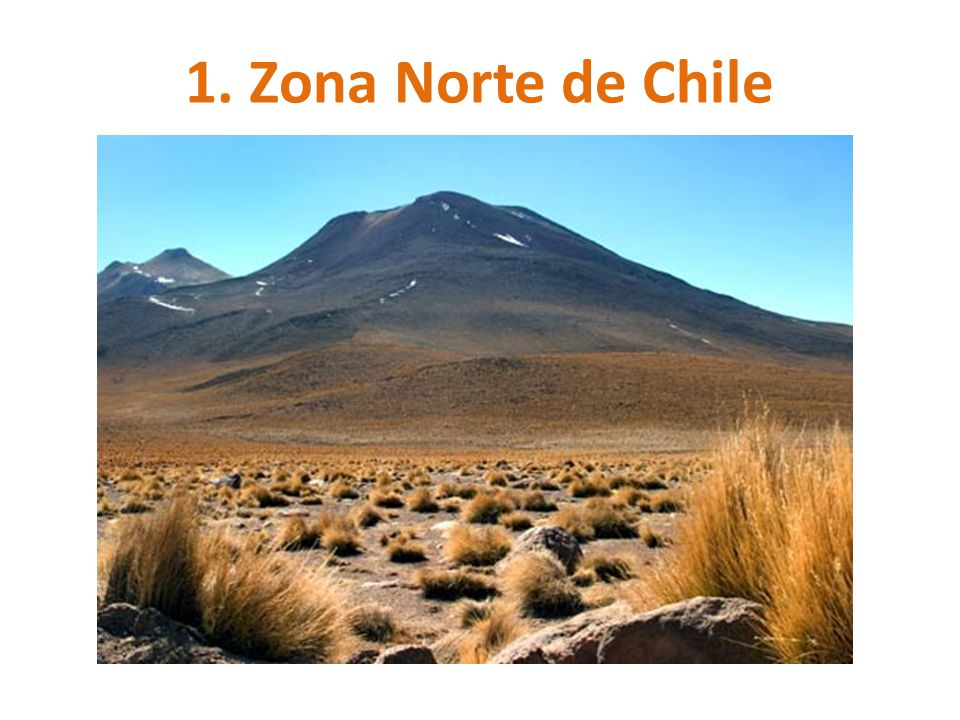 Climas y paisajes de chile for Marmoles y granitos zona norte