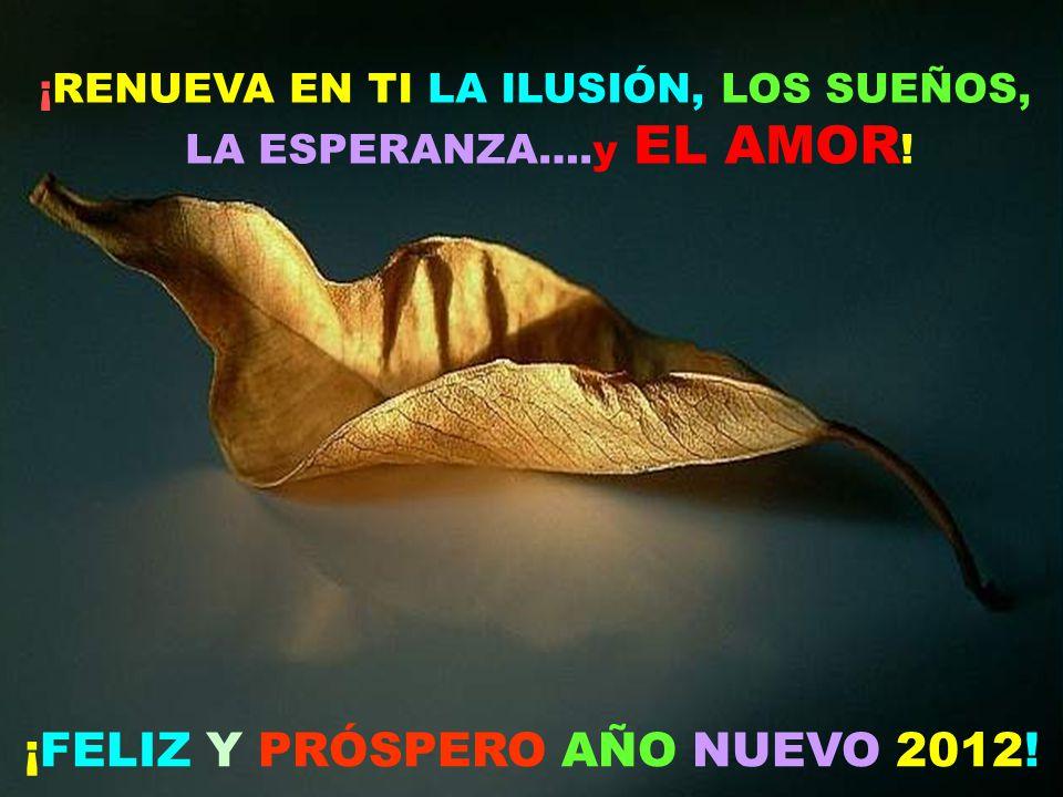 ¡¡QUE TENGAS UN BONITO DÍA!! ¡FELIZ Y PRÓSPERO AÑO NUEVO 2012!