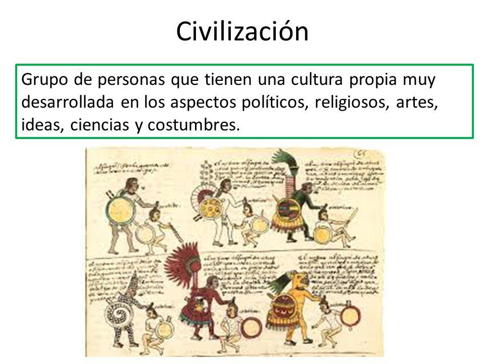 Civilización