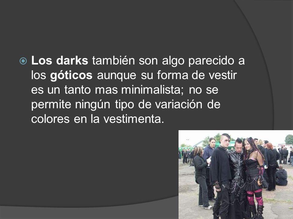 Darks ppt descargar for Cuales son los colores minimalistas
