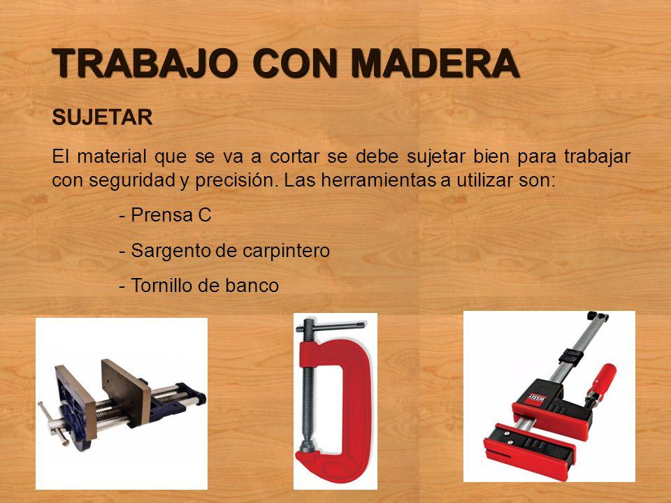 Madera ppt descargar - Herramientas para cortar madera ...