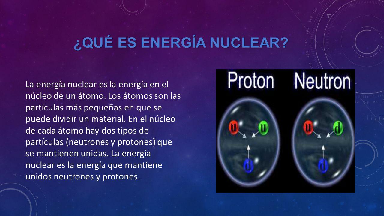 Impactos ambientales de la energ a nuclear ppt descargar for Se puede dividir un piso en dos