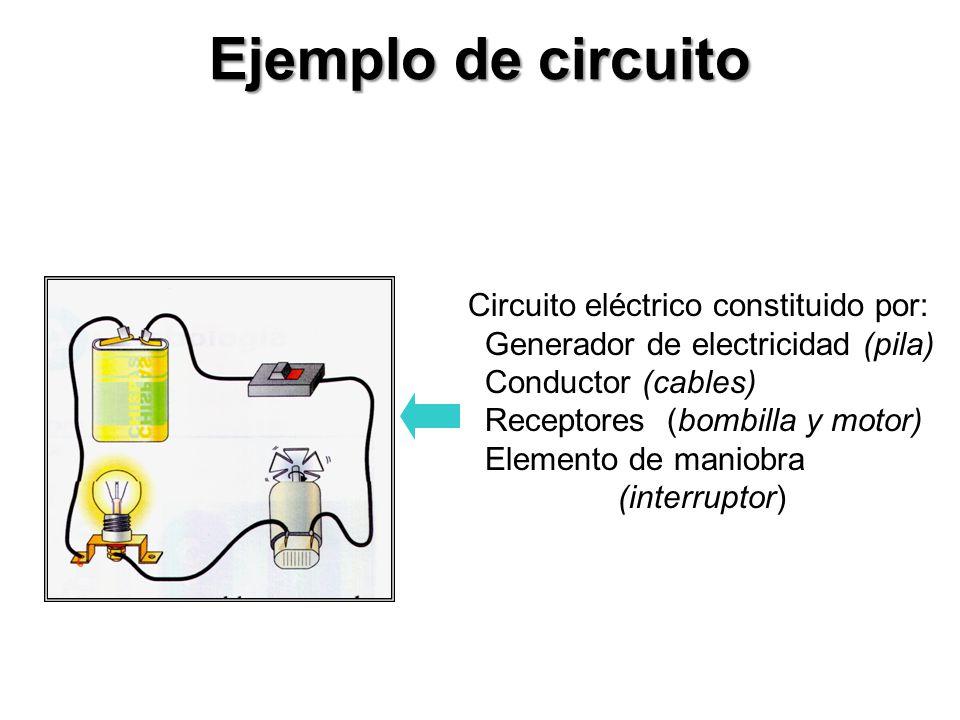 Circuito Que Tenga Un Interruptor Una Pila Y Una Bombilla : Electricidad y electrónica ppt descargar