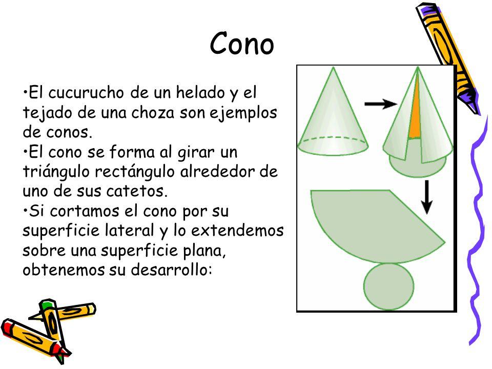 Poliedros y cuerpos redondos la palabra poliedro o os deriva de los t rminos griegos - Calorias de un cono de helado ...