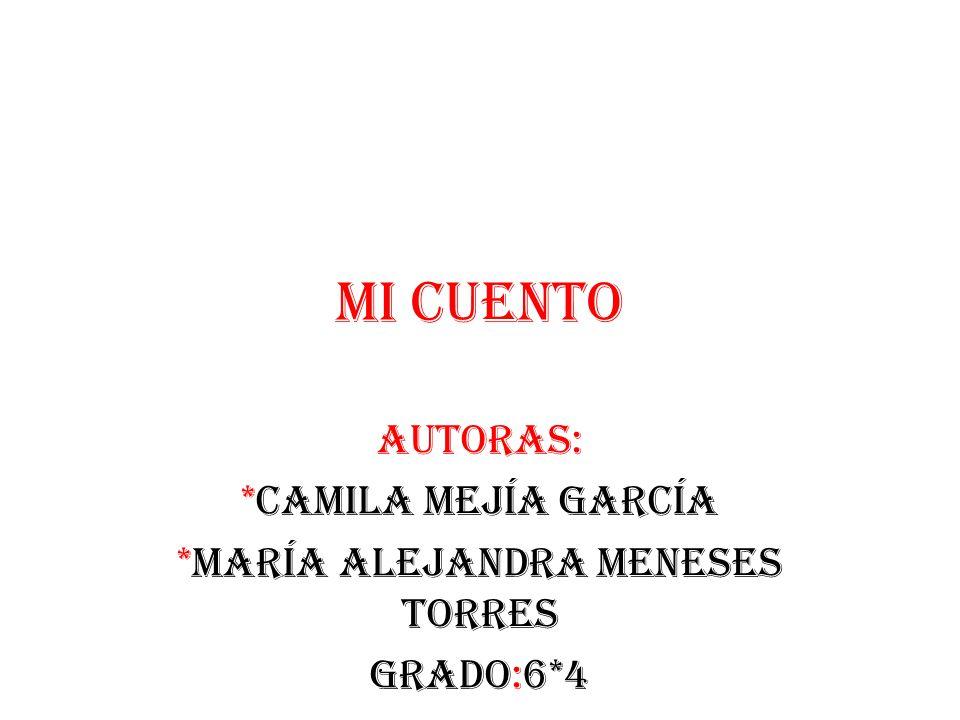 *María Alejandra Meneses torres