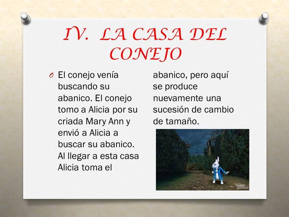 Alicia en el pais de las maravillas ppt video online - Casa conejo ...