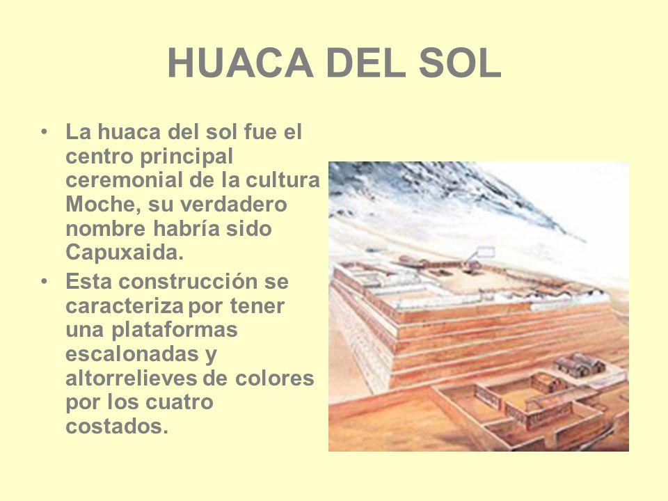 Cultura mochica 200 a c 700 d c ppt video online for Sol del centro