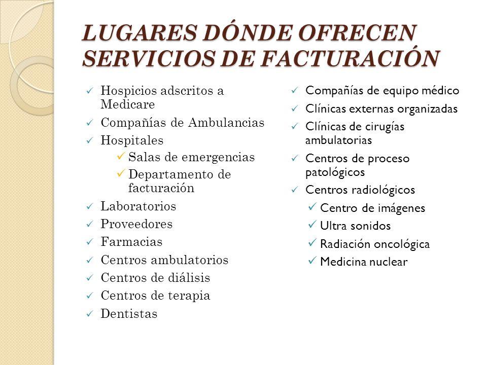 Lujoso Médico De La Facturación En Línea De Certificación Regalo ...