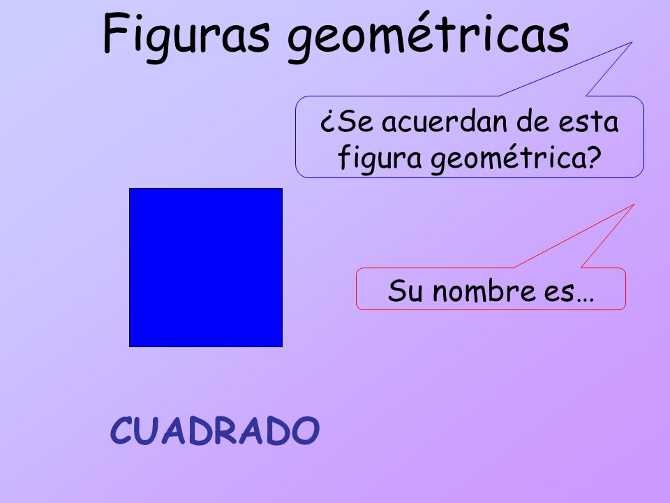¿Se acuerdan de esta figura geométrica