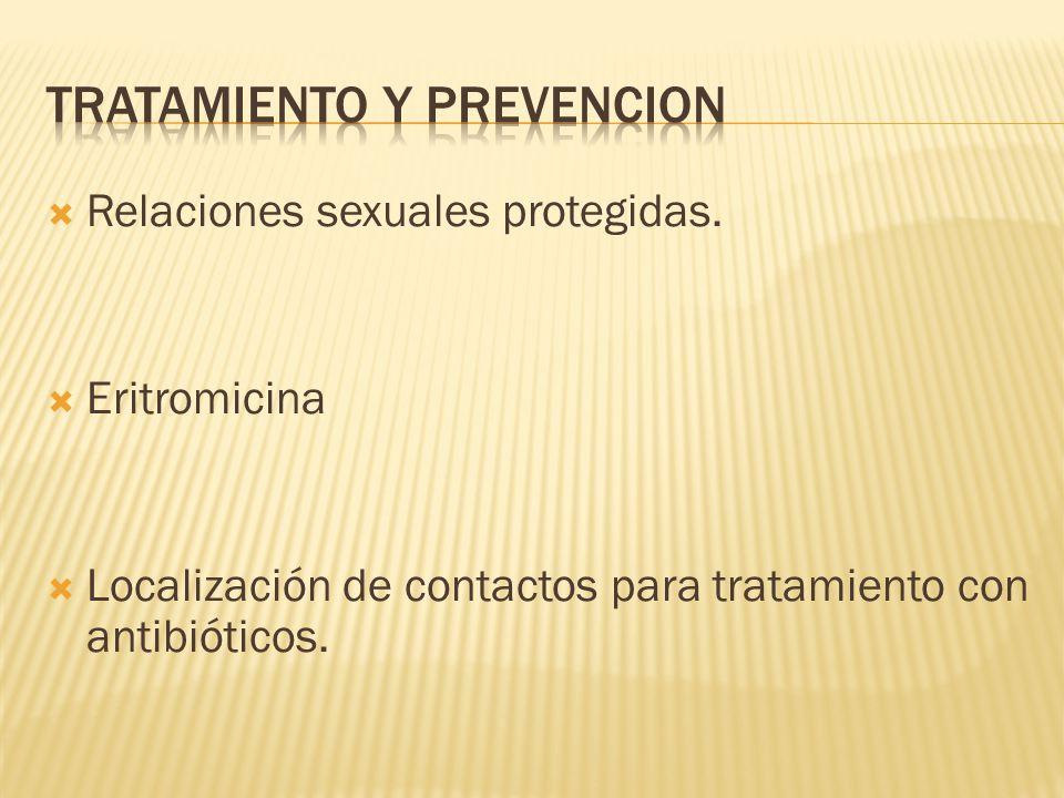 Tratamiento y prevencion