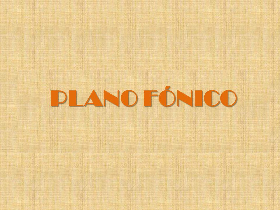 Plano Fónico