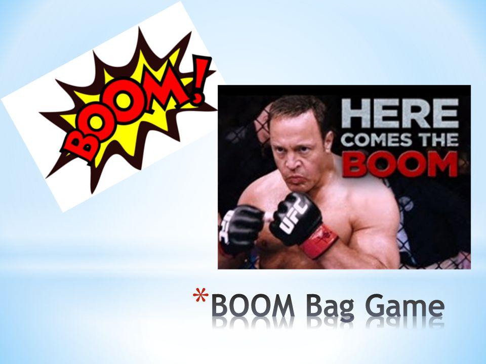 BOOM Bag Game