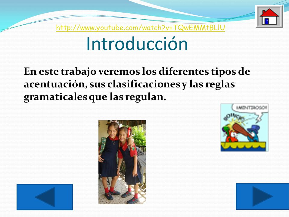 Introducción http://www.youtube.com/watch v=TQwEMMtBLlU.