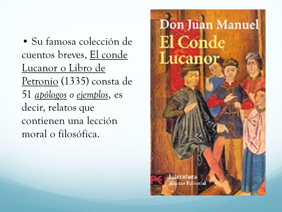 """""""Ejemplo XXXV (35)"""" de El conde Lucanor, - ppt descargar"""