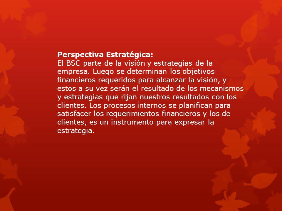 Perspectiva Estratégica: