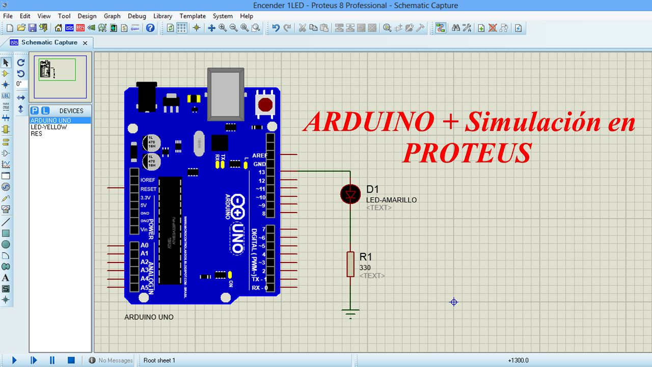 Running lights on arduino uno
