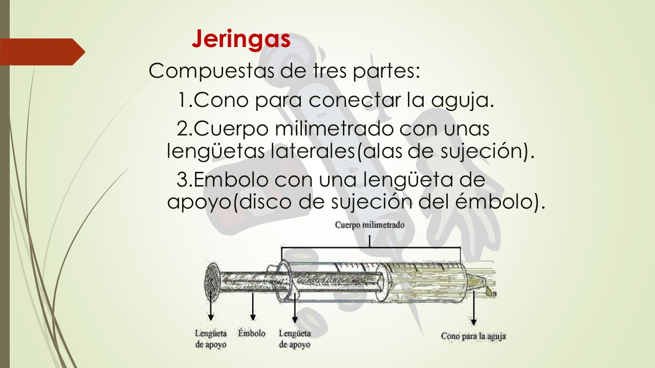 Jeringas