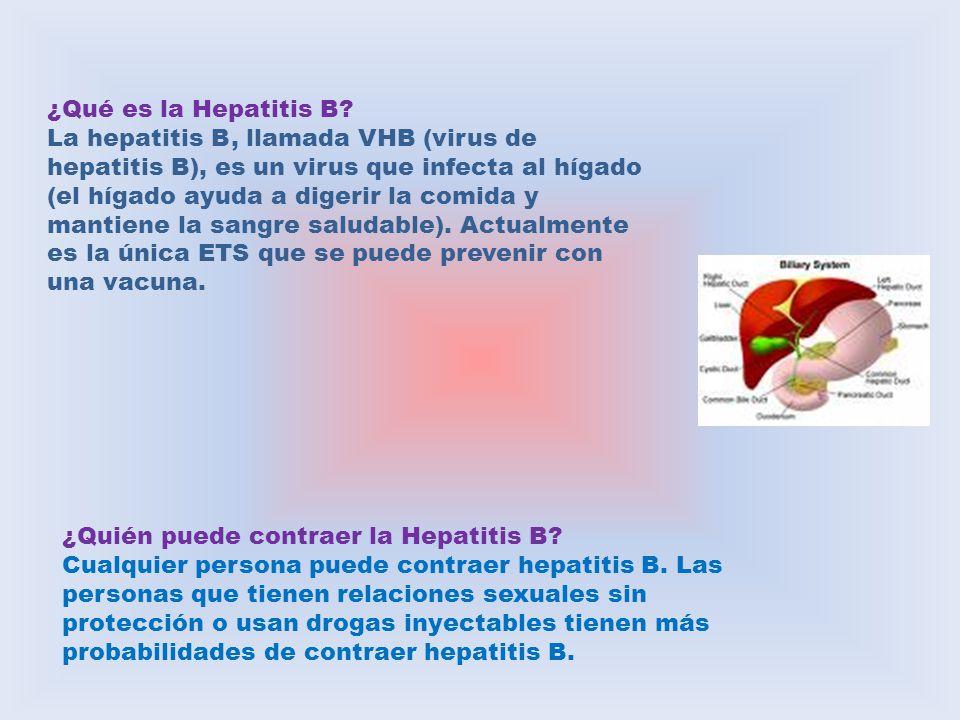 Que Es La Hepatitis B Y C