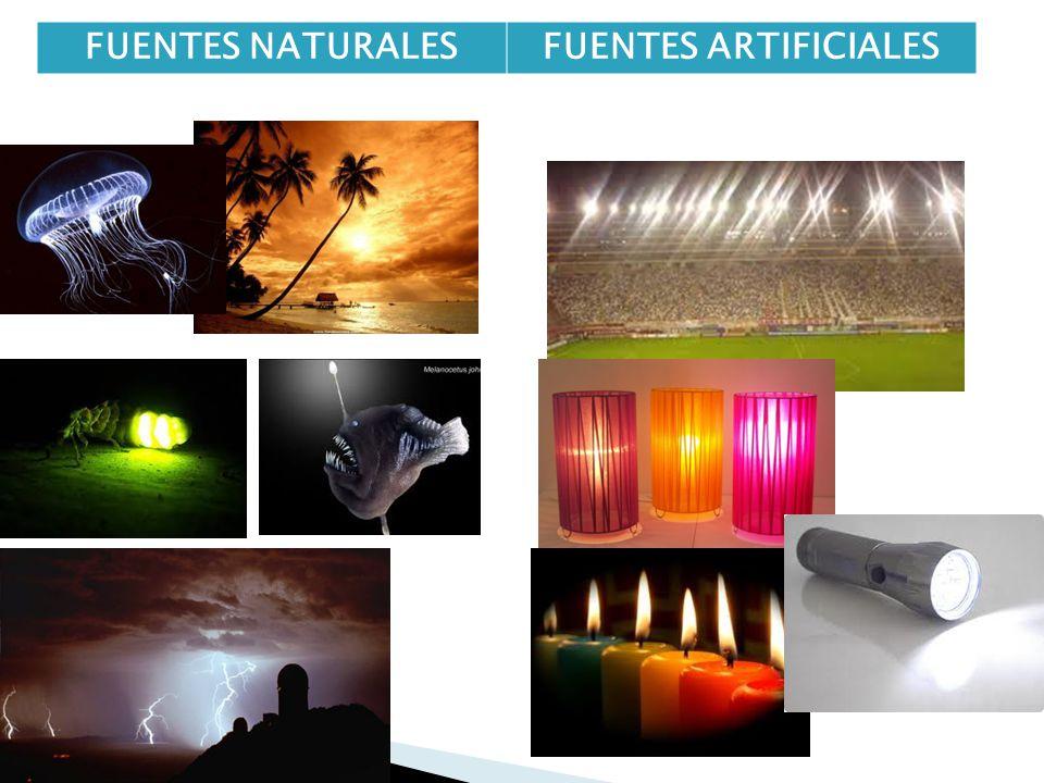 La luz como fuente de energ a ppt descargar for Fuentes artificiales