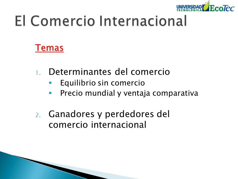 El comercio internacional ppt video online descargar for Comercio exterior que es