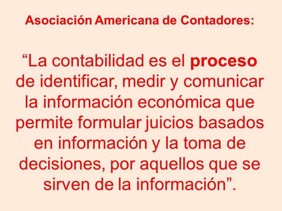 Asociación Americana de Contadores: