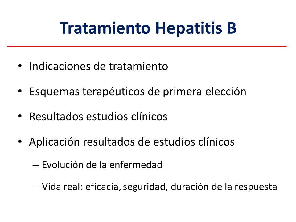 TRATAMIENTO HEPATITIS VIRALES - ppt descargar