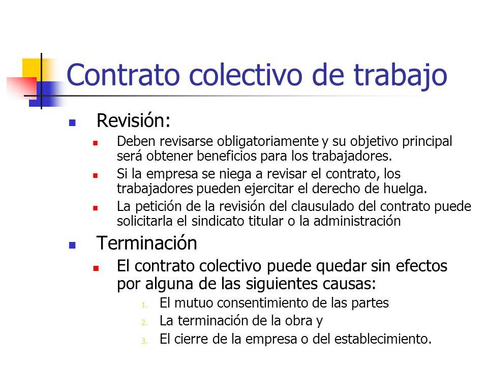 Descargue Proyecto Del Contrato Colectivo Nirepome