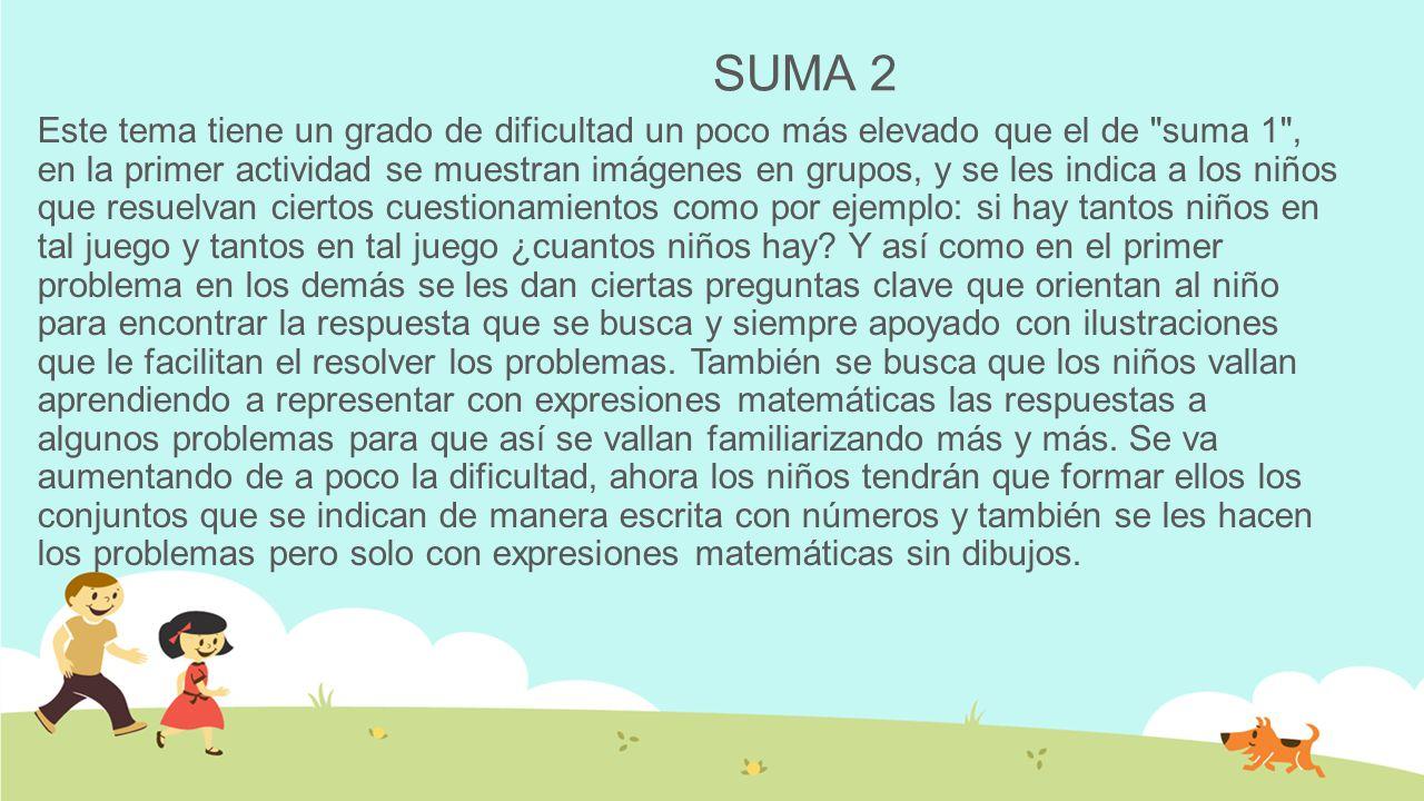SUMA 2
