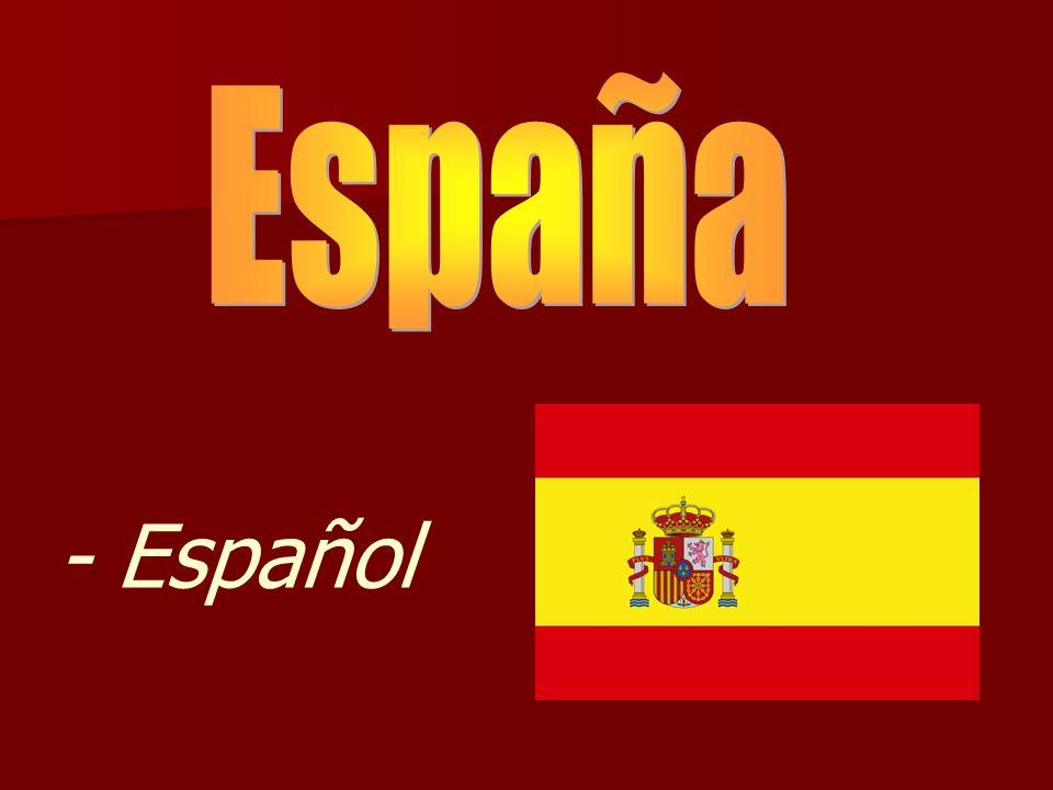 España - Español