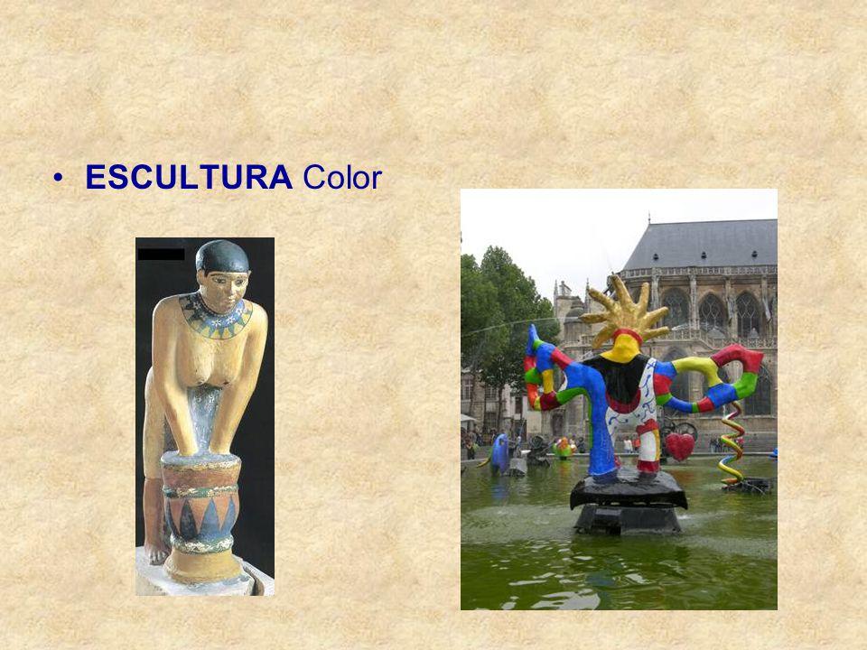 ESCULTURA Color