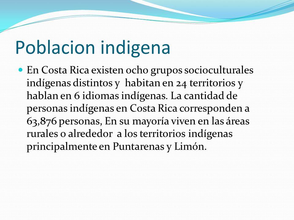Poblacion indigena