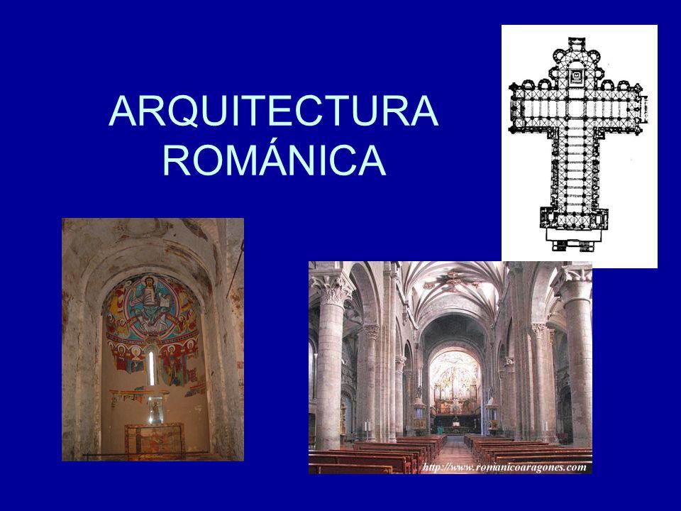 Arquitectura rom nica ppt descargar - Vano arquitectura ...