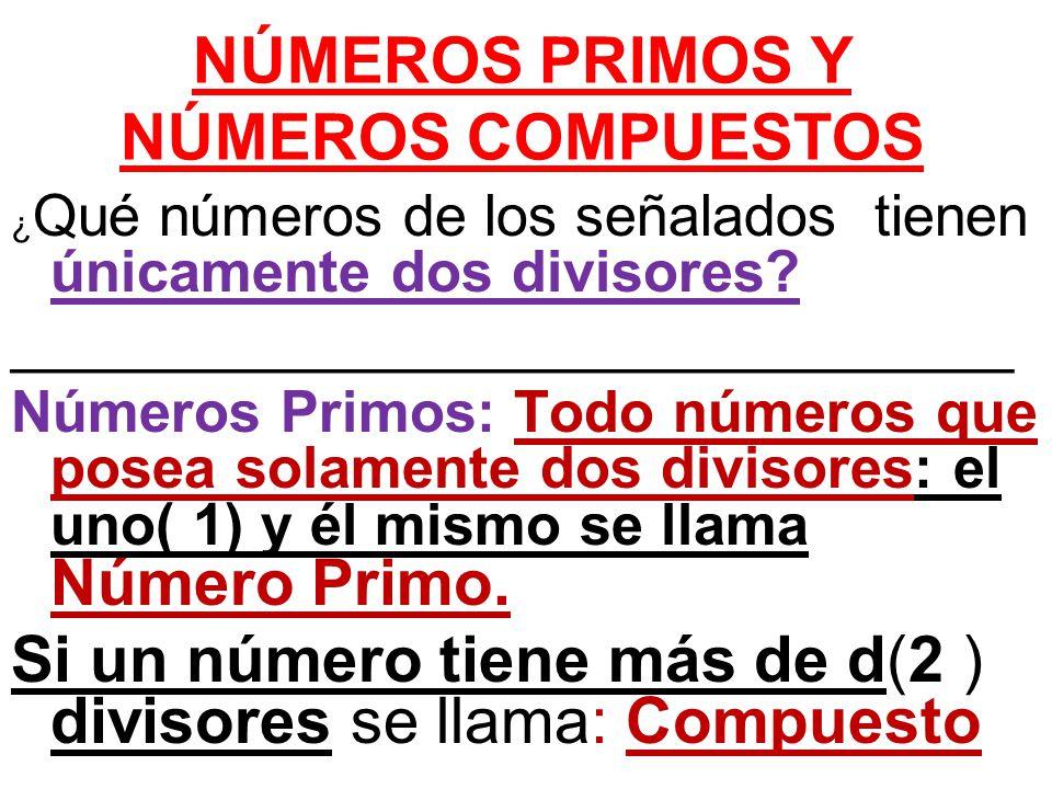M Ltiplos Y Divisores 5 Ppt Video Online Descargar