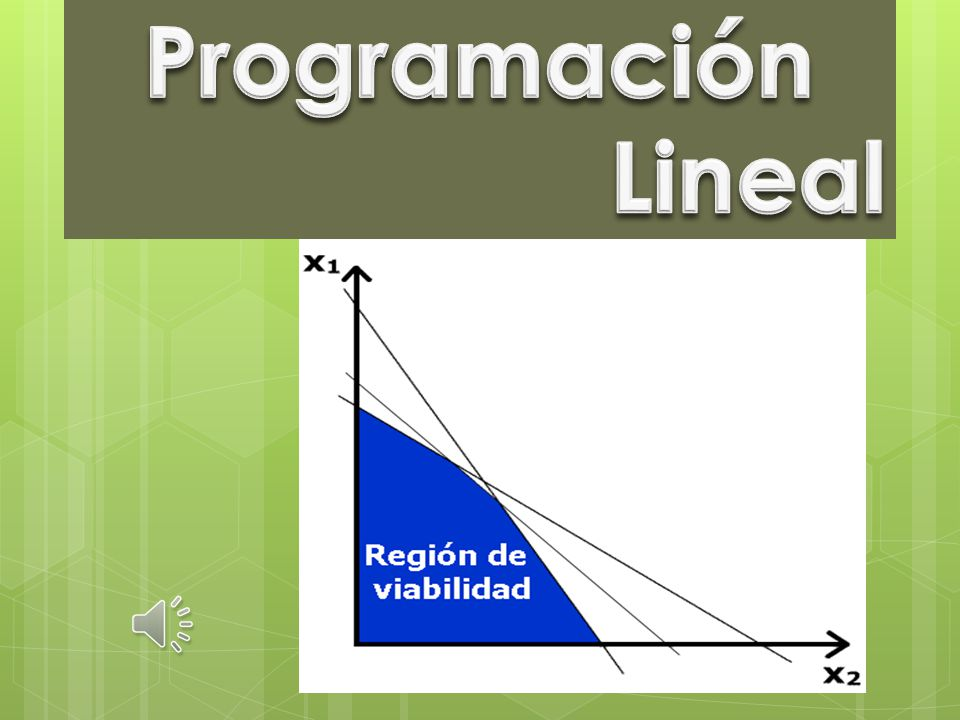 PROGRAMACIÓN NO LINEAL by miguel tu mama on Prezi