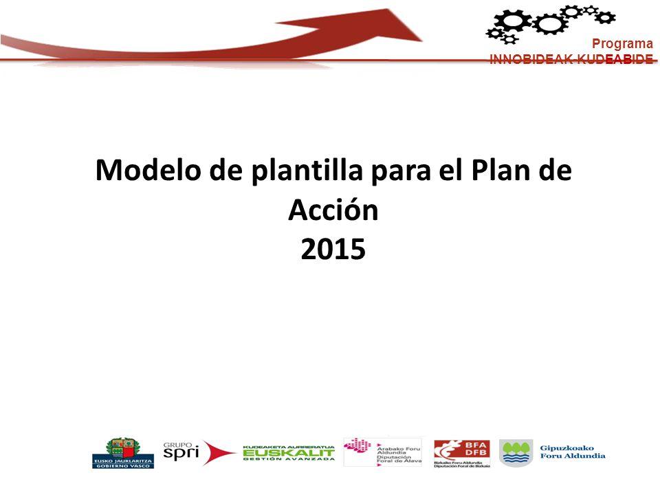 Modelo de plantilla para el Plan de Acción ppt video online descargar