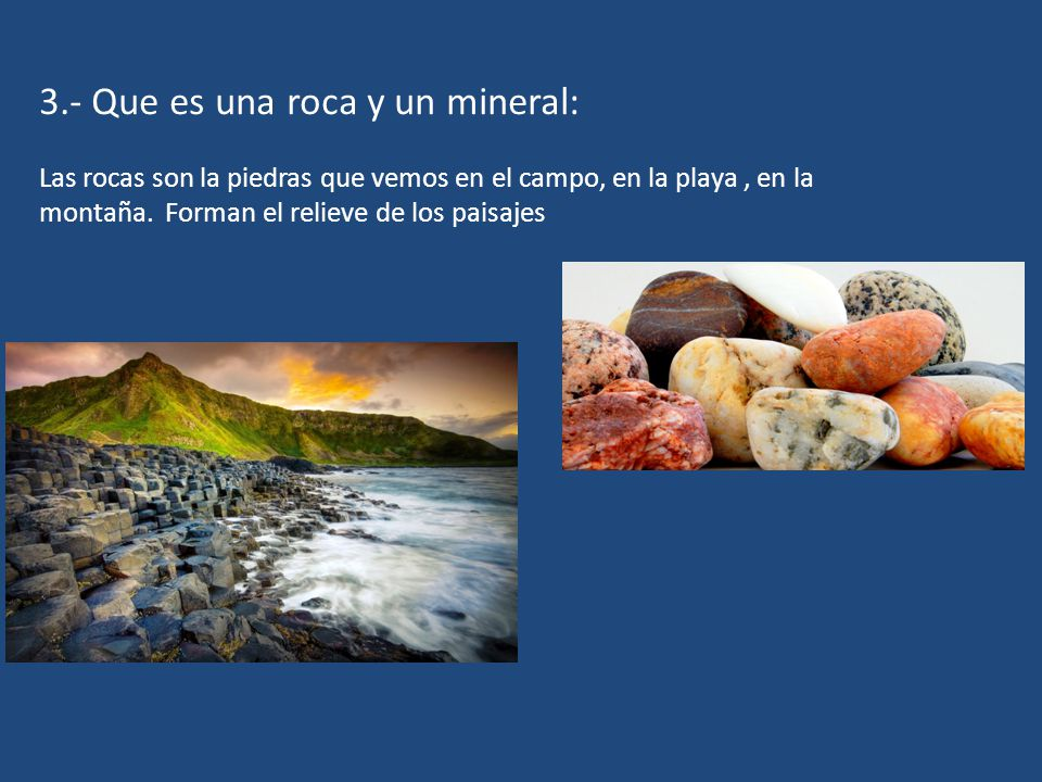 Las rocas y los minerales 1 como se forman ppt video for El marmol es una roca
