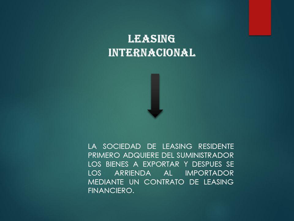 LEASING INTERNACIONAL