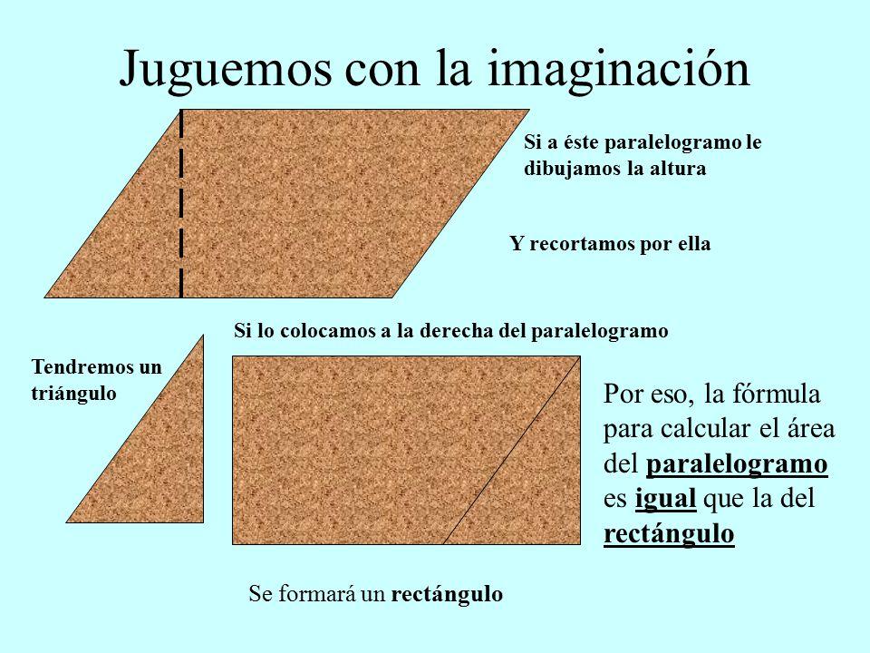 Juguemos con la imaginación