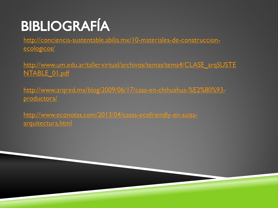 Arquitectura sustentable ppt descargar for Arquitectura sustentable pdf