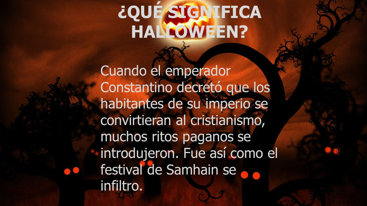 Halloween. - ppt descargar