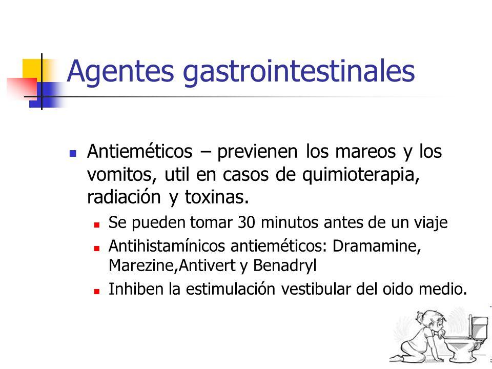 Agentes Gastrointestinales - ppt descargar