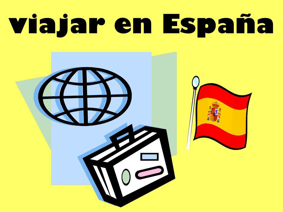 viajar en España