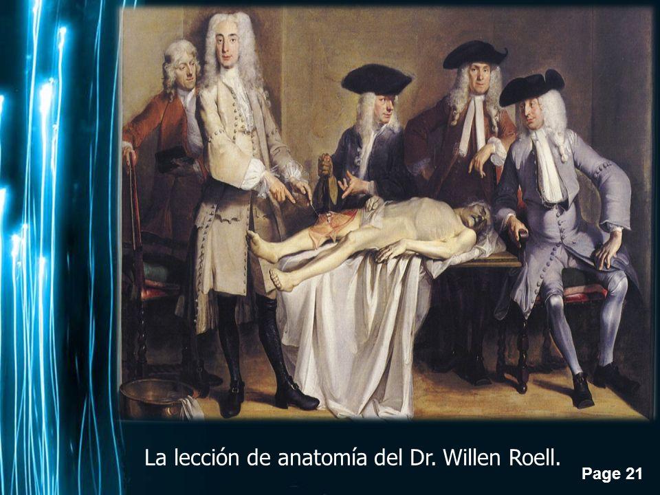 Magnífico Lecciones De Anatomía De Los Grandes Maestros Composición ...