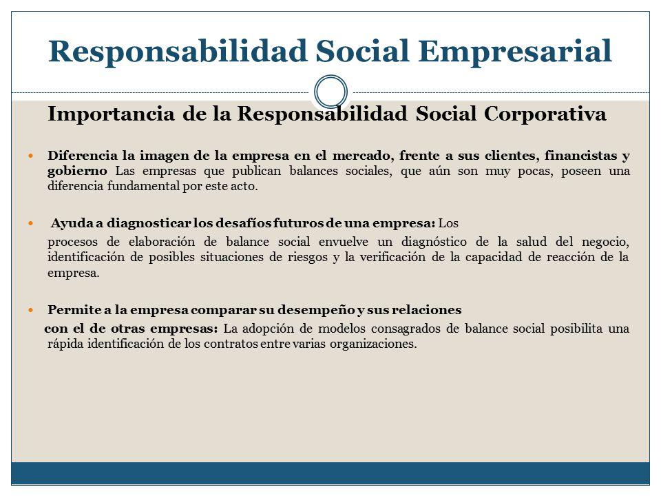 Responsabilidad Social Empresarial - ppt descargar